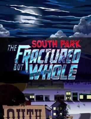 Dans les coulisses de South Park : The Fractured But Whole