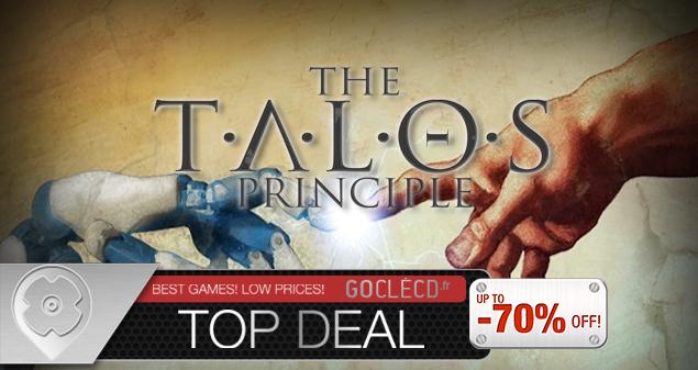 The Talos Principle pas cher