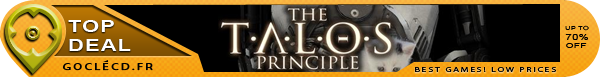The Talos Principle pas cher