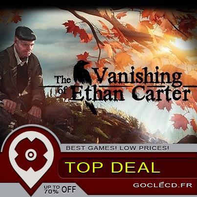 The Vanishing of Ethan carter: l'ovni fraîchement débarqué