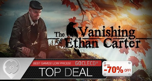 The Vanishing of Ethan Carter meilleur prix