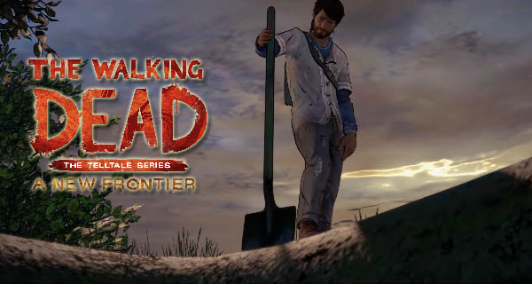 The Walking Dead Trailer lancement