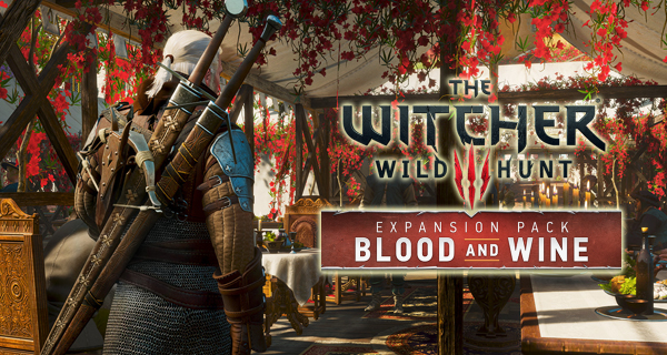 Nouveau DLC The Witcher 3 Blood and Wine