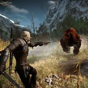 The Witcher 3 Wild Hunt Combat