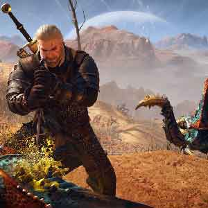 The Witcher 3 Wild Hunt Bataille