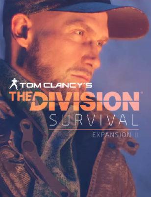 La nouvelle extension The Division Survival est sorti avec le patch 1.5
