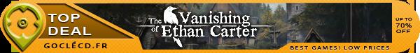 The vanishing of ethan carter moins cher