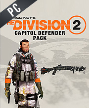 The Division 2 Capitol Defender Pack