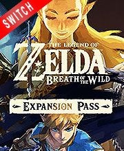 The Legend of Zelda Breath of the Wild Expansion Pass
