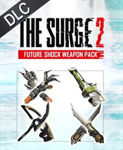 The Surge 2 Future Shock Weapon Pack