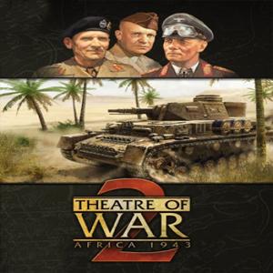 Acheter Theatre of War 2 Africa 1943 Clé CD Comparateur Prix