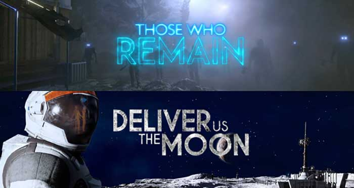 Those Who Remain and Deliver Us The Moon