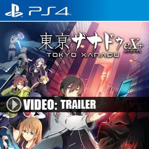 Telecharger Tokyo Xanadu eX plus PS4 code Comparateur Prix