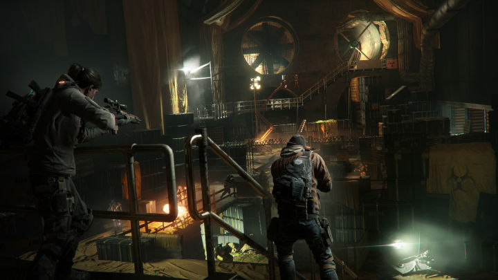 Tom Clancy's The Division jeu