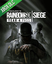 Tom Clancys Rainbow Six Siege Year 4 Pass