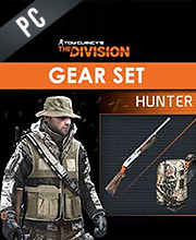 Tom Clancys The Division Hunter Gear Set