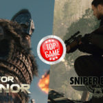For Honor et Sniper Elite 4 prennent les deux premières places des ventes de Février au Royaume-Uni