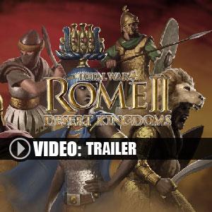 Acheter Total War ROME 2 Desert Kingdoms Culture Pack Clé CD Comparateur Prix