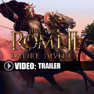 Acheter Total War ROME 2 Empire Divided Clé Cd Comparateur Prix