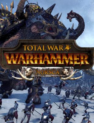 Pré-commandez Total War Warhammer 2 pour obtenir le pack Norsca Race gratuitement dans Total War Warhammer !