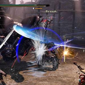 Champ de bataille Toukiden 2