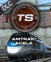 Train Simulator Amtrak Acela Express EMU