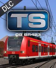 Train Simulator DB BR423 EMU Add-On