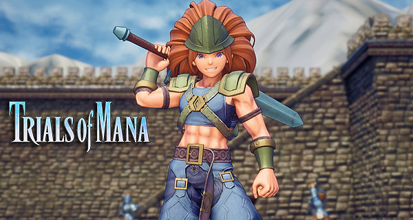 Trails of Mana