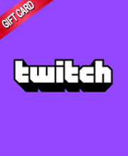 Carte Cadeau Twitch