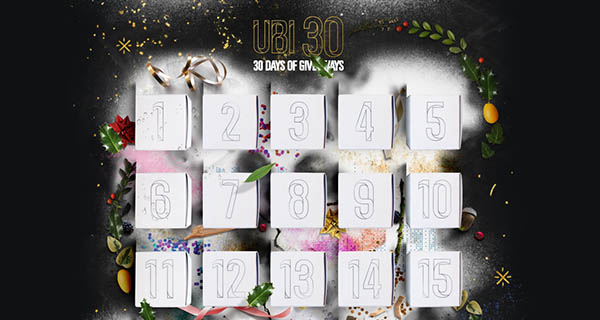 Ubisoft 30 jours Giveaways