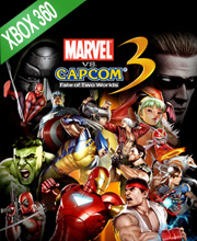 Ultimate Marvel vs Capcom 3 Fate of Two Worlds