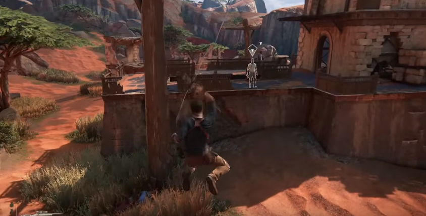 Uncharted 4 grappin