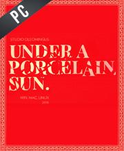 Under a Porcelain Sun