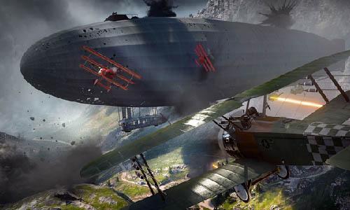 DLC pour Battlefield 1