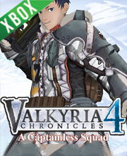 Valkyria Chronicles 4 A Captainless Squad