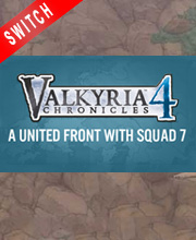 Valkyria Chronicles 4 A United Front with Squad 7