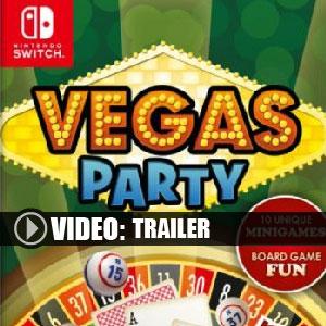 Acheter Vegas Party Nintendo Switch Comparateur Prix