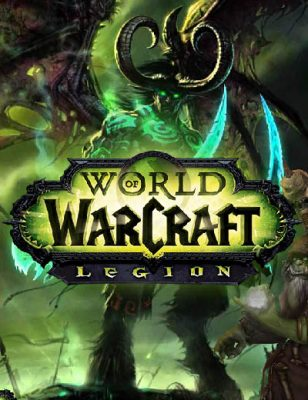 World of Warcraft Legion se vend à 3.3 millions en 24 heures après sa sortie