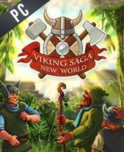 Viking Saga New World