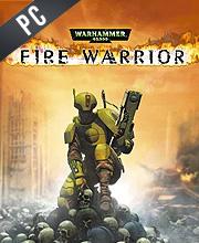 Warhammer 40K Fire Warrior