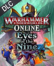Warhammer Underworlds Online Warband Eyes of the Nine