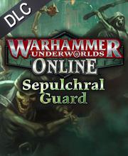 Warhammer Underworlds Online Warband Sepulchral Guard