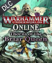 Warhammer Underworlds Online Warband Thorns of the Briar Queen