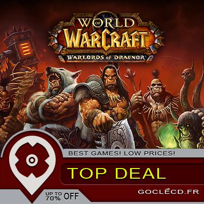 World of Warcraft Patch 6.0.2 La Horde de Fer