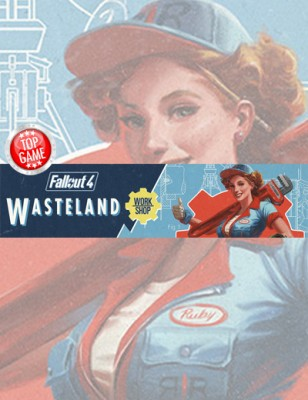 Fallout 4 Wasteland Workshop : Voici ce qui vous attend