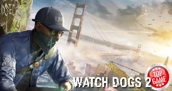 Watch Dogs 2 Trailer thème espace
