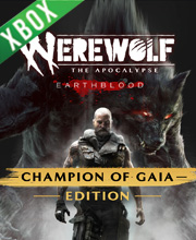 Werewolf The Apocalypse Earthblood Champion Of Gaia Edition