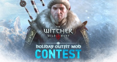 The Witcher 3 organise un concours de modding!