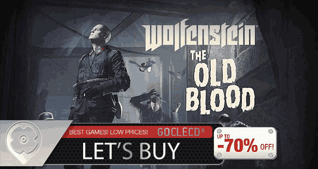Wolfenstien The Old blood