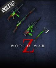 World War Z Biohazard Weapon Pack